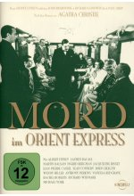 Mord im Orient-Express - Agatha Christie DVD-Cover