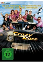 Crazy Race DVD-Cover