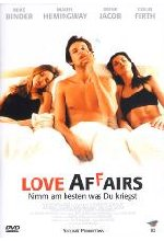 Love Affairs DVD-Cover
