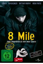 8 Mile DVD-Cover
