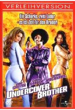 Undercover Brother DVD-Cover