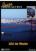 USA - Der Westen DVD-Cover