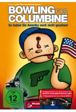 Bowling for Columbine DVD-Cover