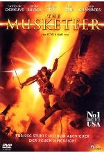 The Musketeer  [LE] DVD-Cover