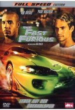 The Fast and the Furious - Full Speed Edition DVD-Cover