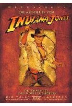 Indiana Jones - Box Set  [4 DVDs] - Digipack DVD-Cover