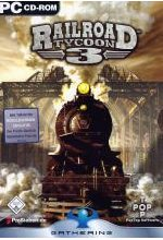 Railroad Tycoon 3 Cover