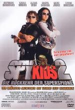 Spy Kids 2 DVD-Cover