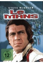 Le Mans DVD-Cover