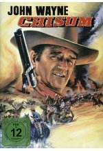 Chisum DVD-Cover