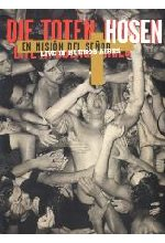 Die Toten Hosen - Live in Buenos Aires <br> DVD-Cover