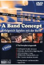 A Band Concept  [2 DVDs] DVD-Cover