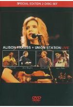 Alison Krauss & Union Station - Live  [2 DVDs] DVD-Cover