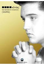 Elvis Presley - The Definitive Collection Vol.2  [4 DVDs] DVD-Cover