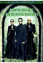 Matrix Reloaded  [2 DVDs] DVD-Cover
