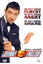 Johnny English DVD-Cover