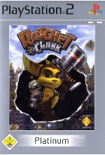 Ratchet & Clank  [PLA] Cover