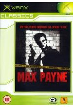 Max Payne  [XBC] Cover