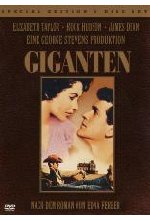 Giganten  [SE] [2 DVDs] DVD-Cover