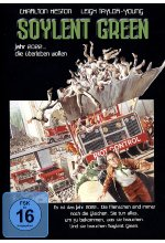 Soylent Green DVD-Cover