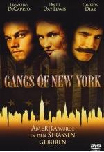 Gangs of New York DVD-Cover