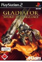 Gladiator - Sword of Vengeance (Uncut) Cover