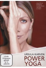 Power Yoga - Ursula Karven DVD-Cover