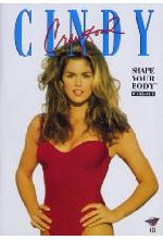 Cindy Crawford - Shape your Body DVD-Cover