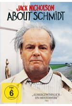 About Schmidt DVD-Cover