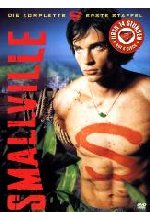 Smallville - Staffel 1  [6 DVDs] DVD-Cover