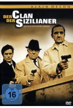 Der Clan der Sizilianer DVD-Cover