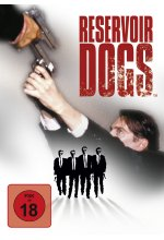 Reservoir Dogs DVD-Cover