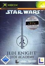 Star Wars - Jedi Knight: Jedi Academy Cover