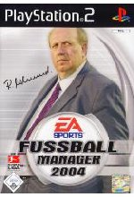 Fussball Manager 2004 Cover