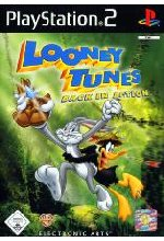 Looney Tunes - Back in Action Cover