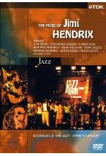 Jimi Hendrix - The Music of Jimi Hendrix DVD-Cover