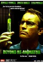 Beyond Re-Animator DVD-Cover