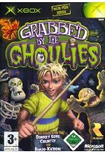 Grabbed by the Ghoulies Cover