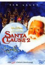 Santa Clause 2 DVD-Cover