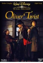 Oliver Twist DVD-Cover