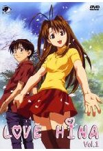Love Hina Vol.1 - Episode 1-4 DVD-Cover