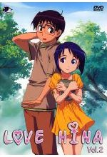 Love Hina Vol.2 - Episode 5-8 DVD-Cover