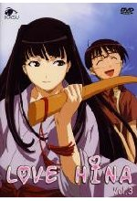 Love Hina Vol.3 - Episode 9-12 DVD-Cover