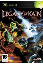 Legacy of Kain - Defiance Cover