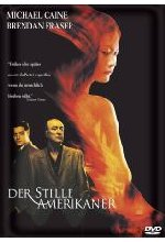Der stille Amerikaner  (+ CD-Soundtrack) DVD-Cover