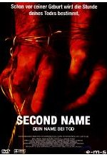 Second Name DVD-Cover