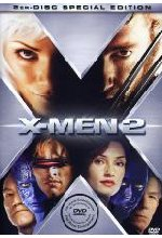 X-Men 2  [SE] [2 DVDs] DVD-Cover