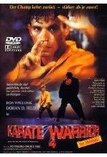 Karate Warrior 4 DVD-Cover