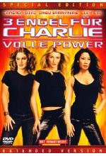 Drei Engel für Charlie - Volle Power  [SE] DVD-Cover