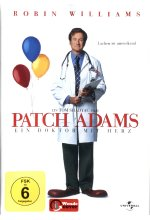 Patch Adams DVD-Cover